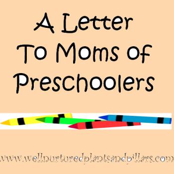 Moms of Preschooler