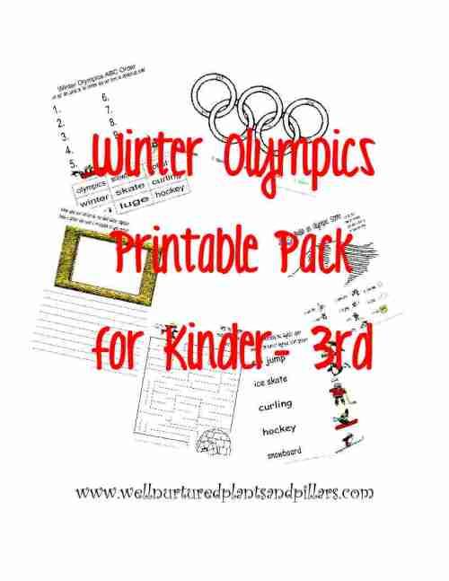 Olympics Elementary