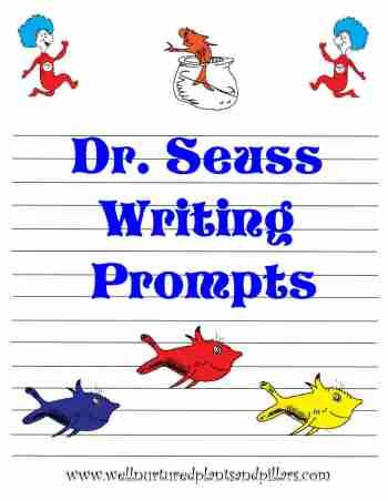 Dr. Seuss Writing Cover