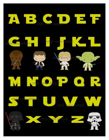 Star Wars ABC 2