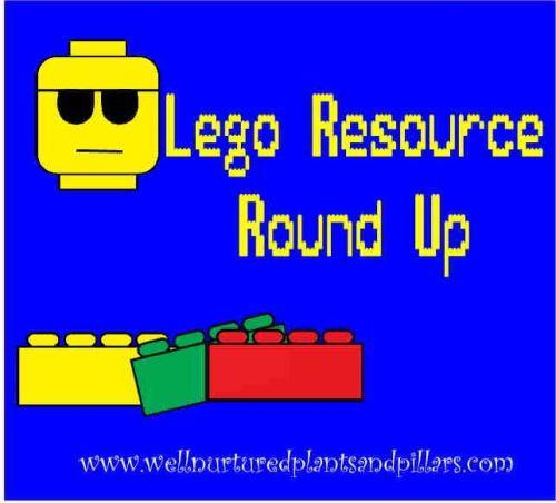 lego round up