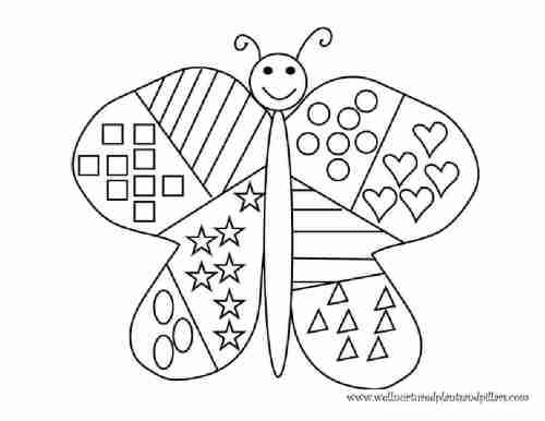 Pop Butterfly